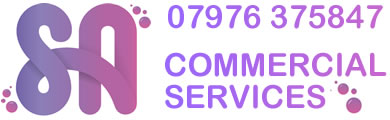 SA Commercial services nottingham logo